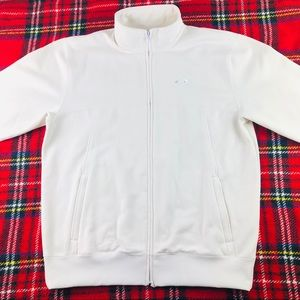 Oakley Long Sleeve Full Zip Sweatshirt Logo